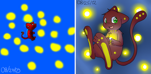 Redraw 2 ~The Life inside these Lights~ by PikaIsCool