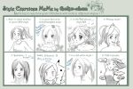 Style exercices meme! by Paulina-AP