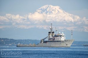 USNS Sioux (T-ATF-171) by ByteStudio
