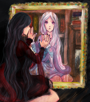 Mirror by Miranduless