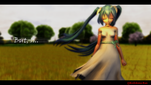 [MMD] But, I... by Kodokuna-Ran