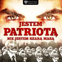 I am patriot - I am not part of grey mass by N4020