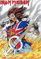 iron maiden by Dconway