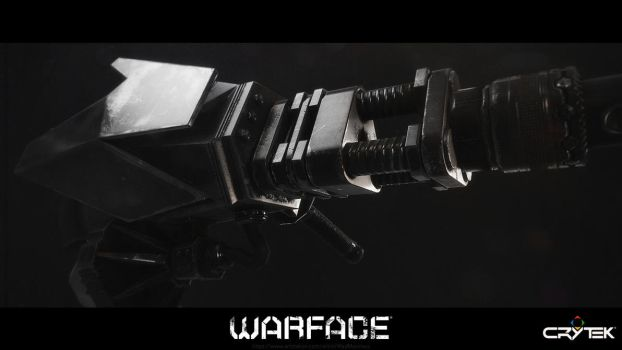 Warface - Driller Prop - Image 06 by MadMaximus83
