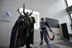 Golbez and Kain 2 by thegadgetfish