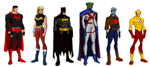 Future Justice League by jsenior