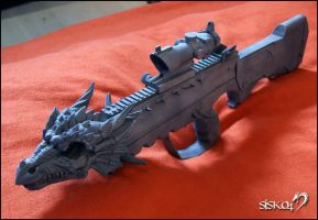 Draco volaticus terrena 2 by ArmorCorpCustoms
