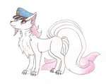 Senior Officer Luna, reporting for duty! by Dragon-of-Twilight