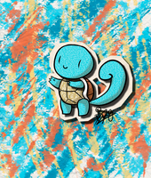 KAWAIIDEX: 007 - Squirtle by Draareg