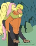 Equestrian Heroes Scene Fluttershy's Nerves by TheRealKyuubi16