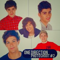 +One Direction Photoshoot #2 by Mydreamscanfly