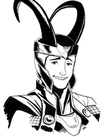 Loki pls by WithoutName