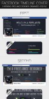 Freelance Designer - Facebook Timeline Cover by ivelt