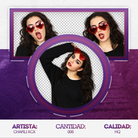 Pack png 138 // Charli XCX by ExoticPngs
