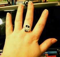 Jack O Ring by FairyFindings