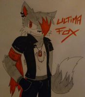 Ultima Fox by SunShineMoonLight