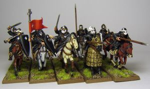 Knight Hospitallers by FraterSINISTER