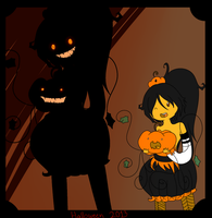 Halloween 2013 by Bellaceline122