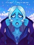 Blue Diamond by JozzGc