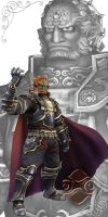 Ganondorf by DesertCoffin4Ever