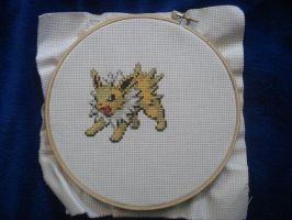 Jolteon by Rae18