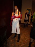 AFest '11 - RED Medic by TEi-Has-Pants