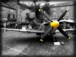 Grassington Spitfire by friartuck40