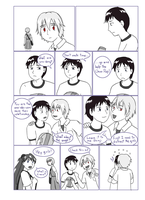 Valentine's doujin - ch4 page 1 by laAlquimistadePlata
