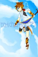 Kid Icarus: Pit by BomiChan94