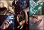 Bird Soul Details by Nekranea