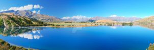 Wanaka lake by MotHaiBaPhoto