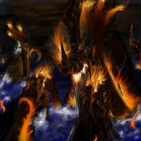 Madness of Deathwing by Fyre-chan