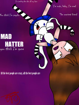 Mad Hatter by katniss20
