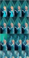 Elsa Frozen Tutorial by Niniel-Illustrator