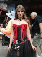 Corsetry by HorrorEmpress