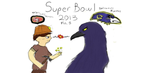 Super Bowl 2013 by Bluebird9209