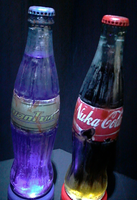 Fallout Themed Nuka Cola Bottles by Peter-Robert
