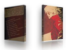 Devil May Cry Custom Case by itsmylove