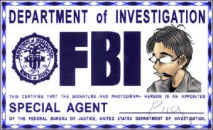 special agent piig by piig
