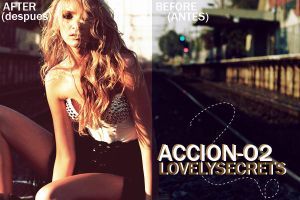 Accion-O2 by lovelysecrets