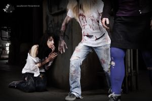 Survive The Undead: Fear by Avalarion