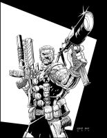 Cable by BearClawStudios