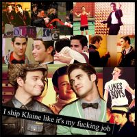 MORE KLAINE by ConfidentCoward