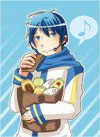 Kaito ICE by tommi-boy