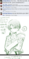LeviHan: Better Take Down Notes Next Time by HavFos