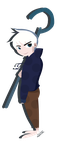 RotG: Jack Frost by d-u-d-i