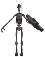 CWA - Grenade Launcher Battle Droid by TRDaz