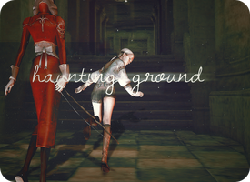 Haunting Ground. by Dama-Rossa