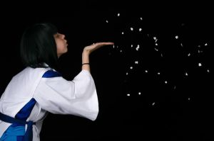 Haku: breath of magic by alicexluna