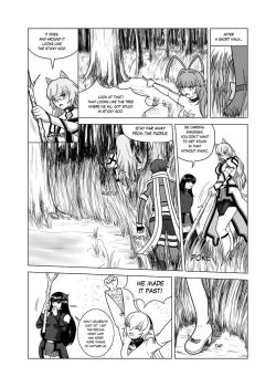 Adventures in Distress - Page 050 by Shight